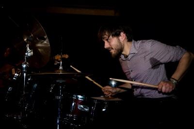 Drummer, Foto: Carsten Schober | VINTSPIL.grafik